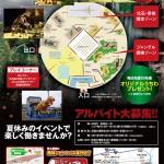 福山コロナワールド恐竜大博覧会 マップ